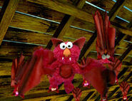 Elmo the Bat