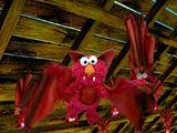 Elmo Bat
