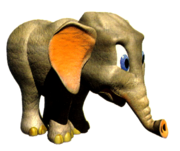 Ellie Artwork - Donkey Kong Country 3.png