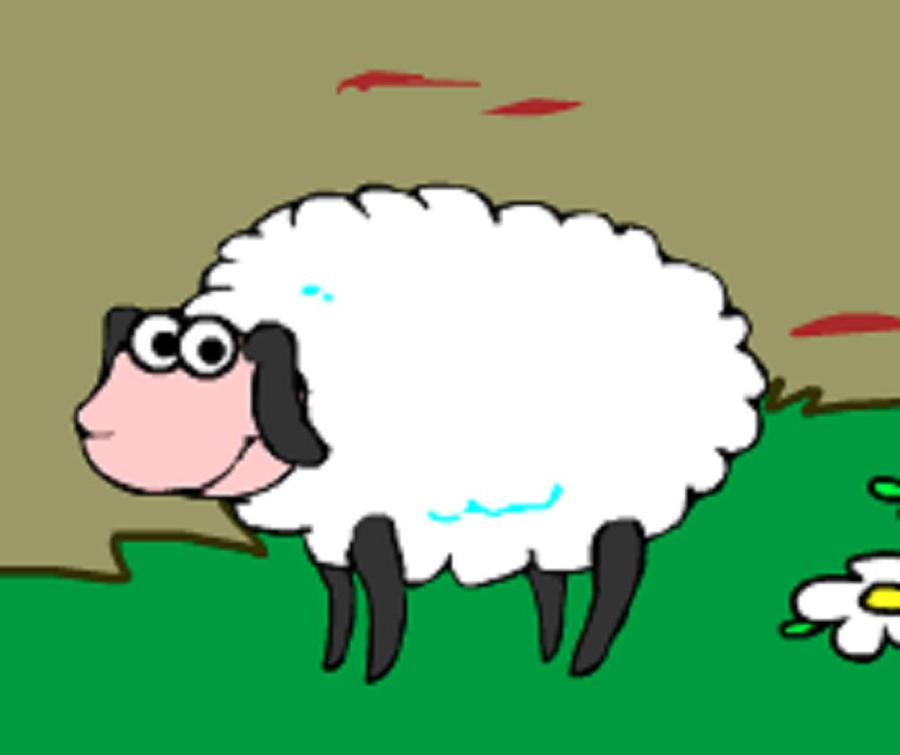 Sheep (Elmo's Mix Up Farm)