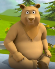Monkey See Monkey Do Grizzly Bear.PNG