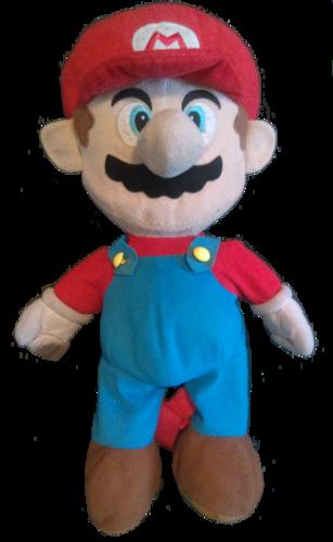 Mario (SuperMario PlushKids)