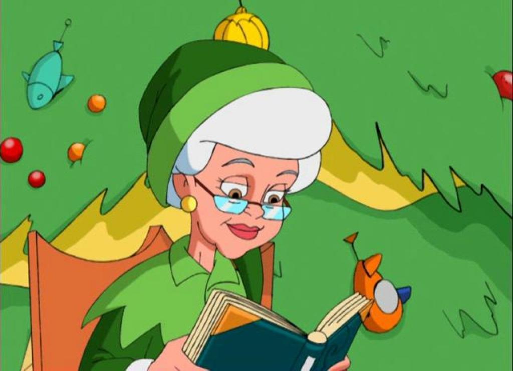 Grandma Spankenheimer