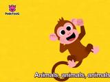 Monkey (Pinkfong)