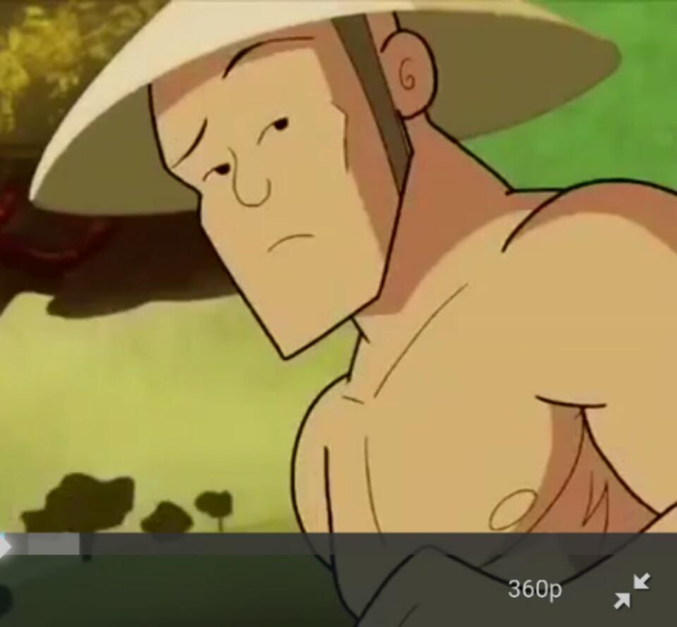 Master Monk Guan