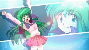 Rem Ayanokoji W Impact Victory for Super Heroine Chronicle