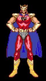 Rick Transformed for Ultimate Fighter
