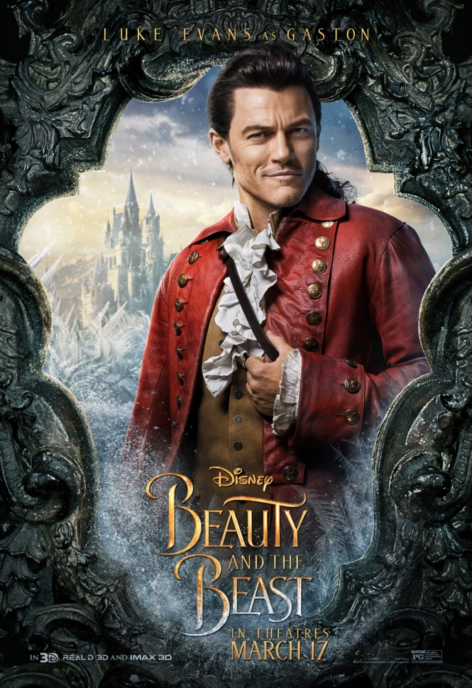 Gaston (Beauty and the Beast 2017)