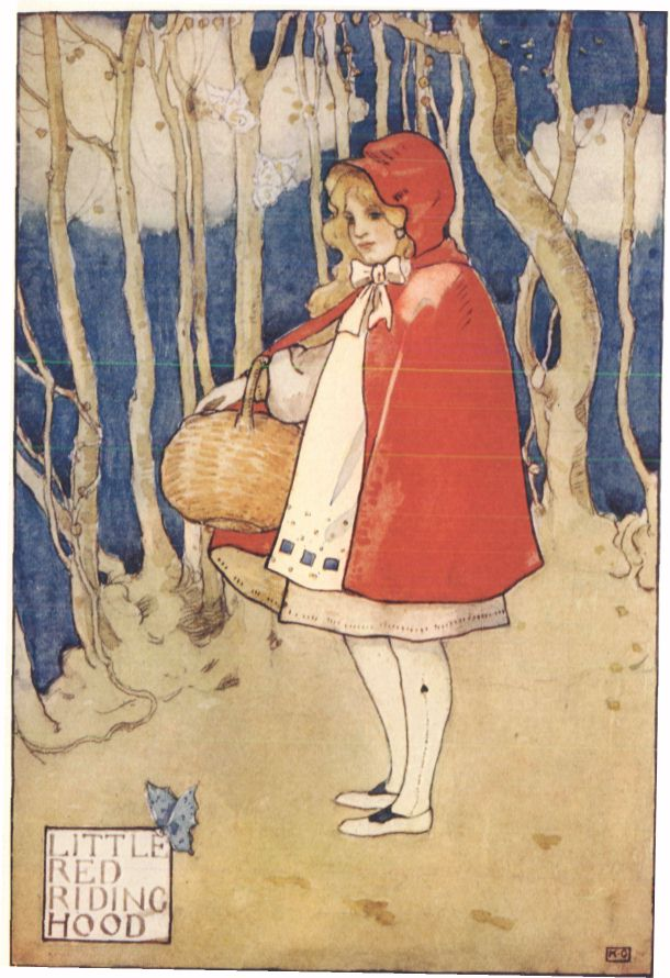Little Red Riding Hood (Fairy Tale)