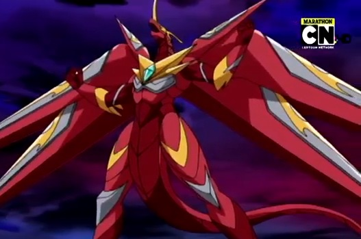 Drago (Bakugan)