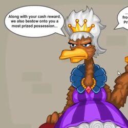 Queen Hildread