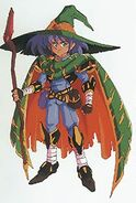 Doll for Aretha for Super Famicom