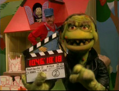 Cranky the Camera Man (Grouch)