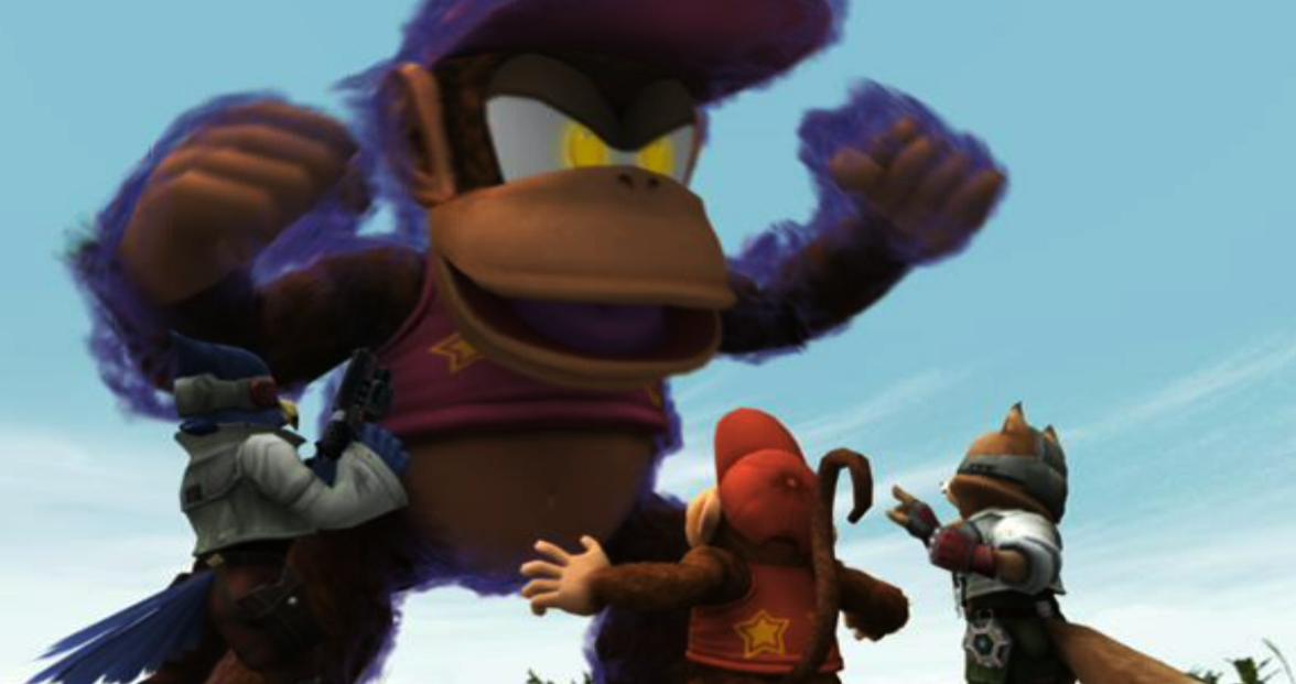False Diddy Kong
