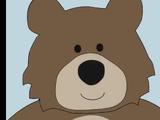 Bear (Robby the Blue Koala)