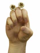 Oobi Grampu Noggin Nick Jr TV Series Show Hand Puppet Nickelodeon Main 2