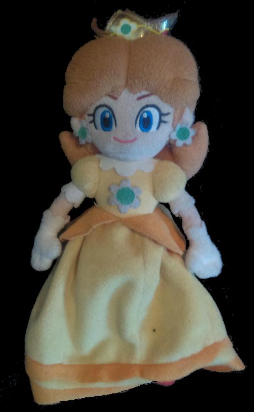 Princess Daisy (SuperMario PlushKids)