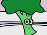 Broccoli (Robby the Blue Koala)