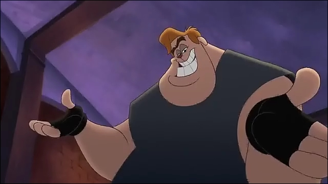 Tank (An Extremely Goofy Movie)
