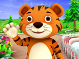 Tiger (Little Baby Bum)