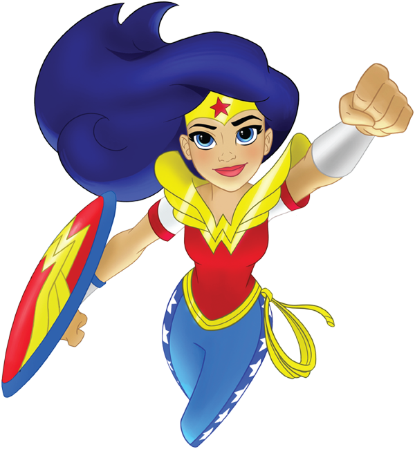 Wonder Woman (DC Super Hero Girls)