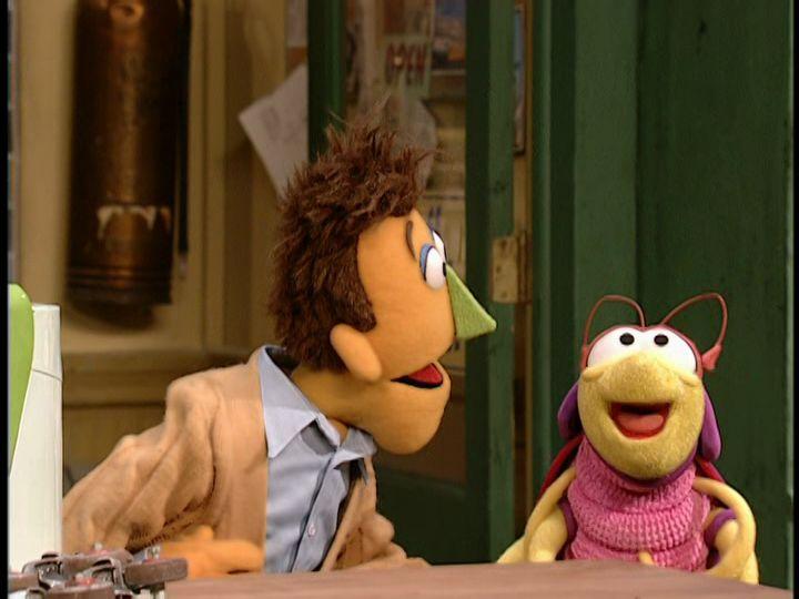 Jitter Bug (Sesame Street)