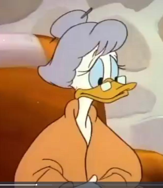 Downy McDuck
