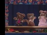 Three Bears Puppet