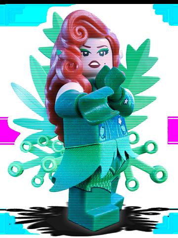 Poison Ivy (The Lego Batman Movie)