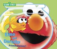 Sesame Street Elmo and Dorothy Friends Forever