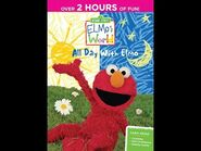 Elmo's World- All Day With Elmo (2013 DVD)