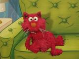 Elmo Cat