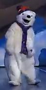 Barney's Colorful World Polar Bear