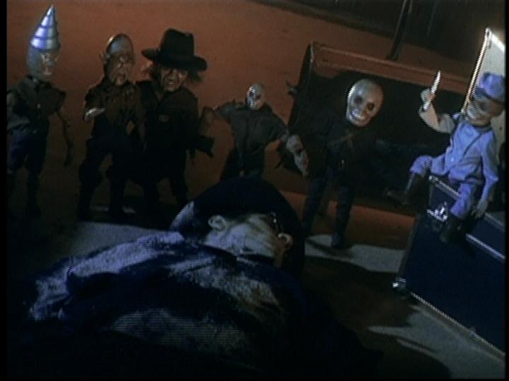 The Retro–Puppets