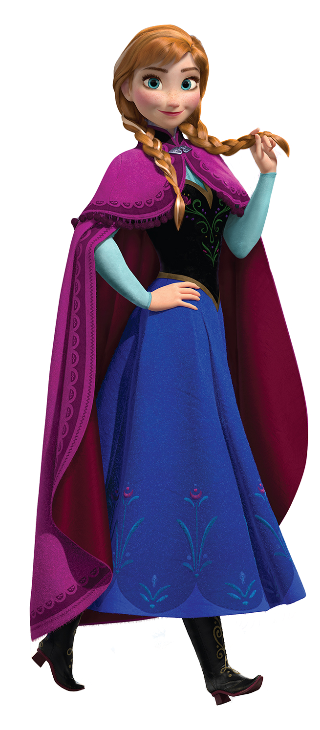 Princess Anna of Arendelle