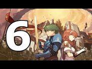 Fire Emblem Echoes Shadows of Valentia Walkthrough Part 6 - No Commentary Playthrough (3DS)