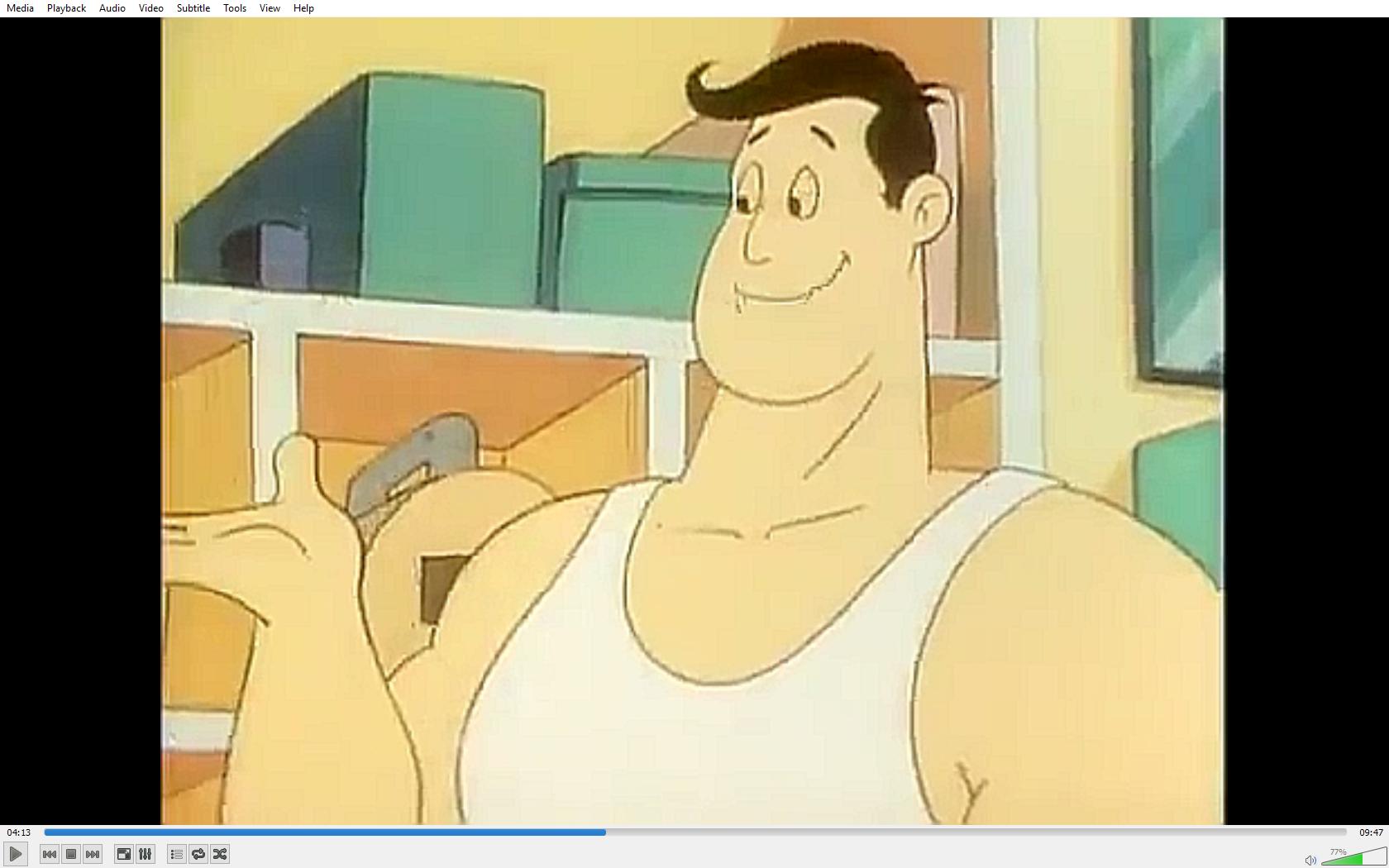 Biff Biceps