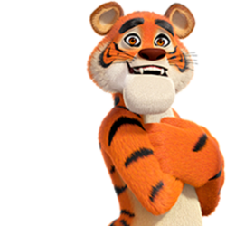 Tiger (Masha and the Bear)