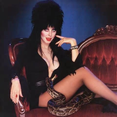 Elvira (Aunt Morgana Talbot)