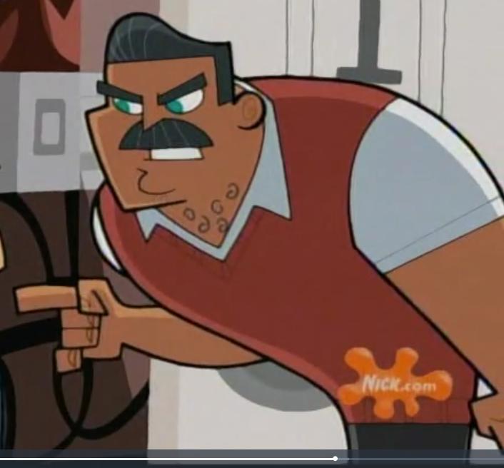 Paulina's Dad