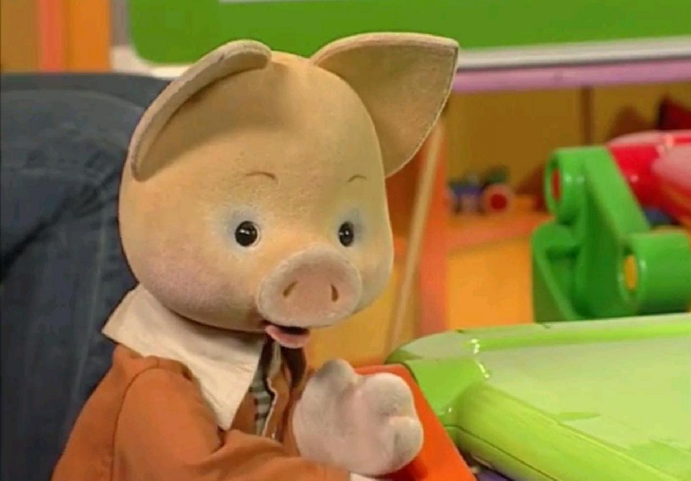 Khriusha the Pig