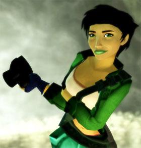 Jade (Beyond Good and Evil)