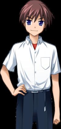 Keiichi Maebara