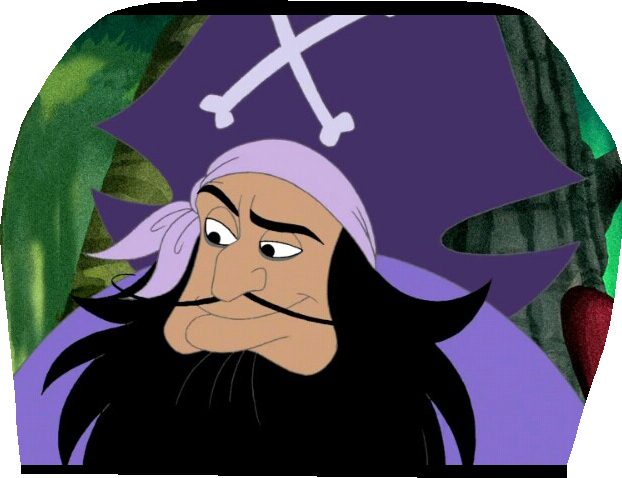 Purple Pirate Paul