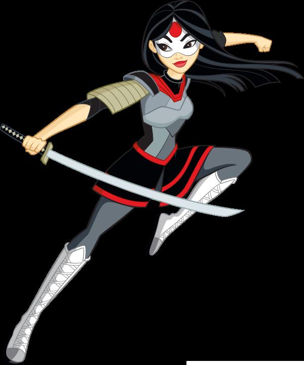 Katana (DC Super Hero Girls)