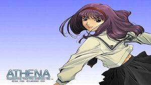 Athena Asamiya 5 for Athena Awakening from the Ordinary Life