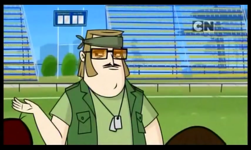Sergent Sloane