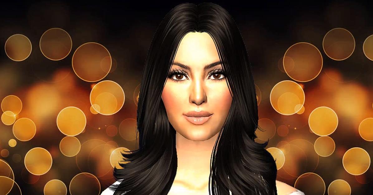 Kim Kardashian (SimgmProductions)
