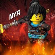 Ninjago Season 11 Nya
