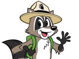 Ranger Rick Raccoon